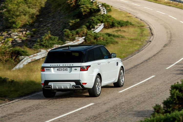 Land Rover Range Rover Sport 3.0 D350 HST 5dr Auto image 3