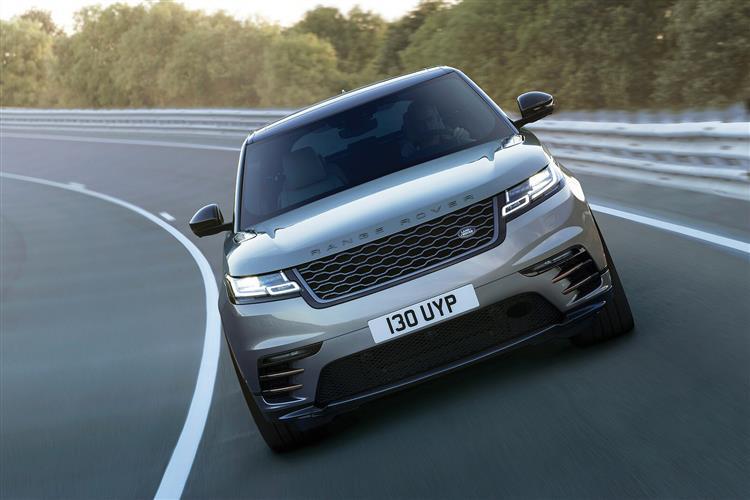 Land Rover RANGE ROVER VELAR 3.0 D300 5dr Auto image 4