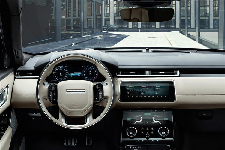Land Rover RANGE ROVER VELAR 3.0 D300 5dr Auto image 12