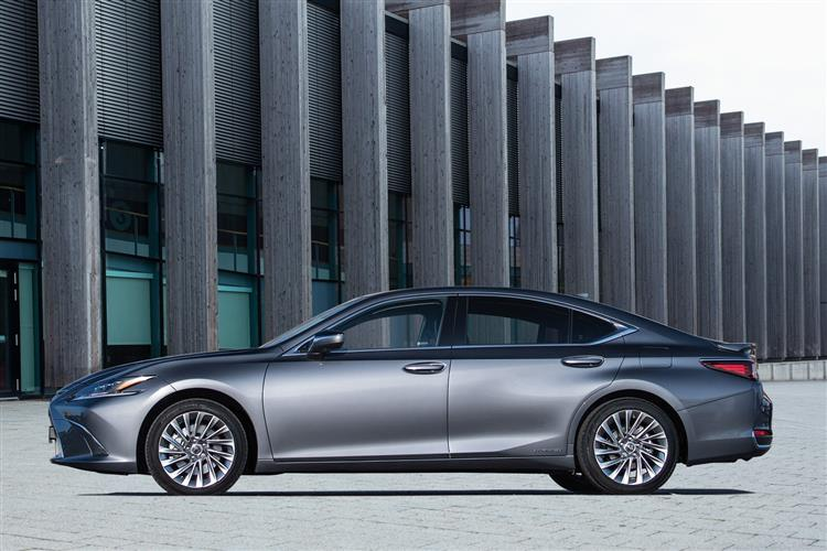 New Lexus ES review