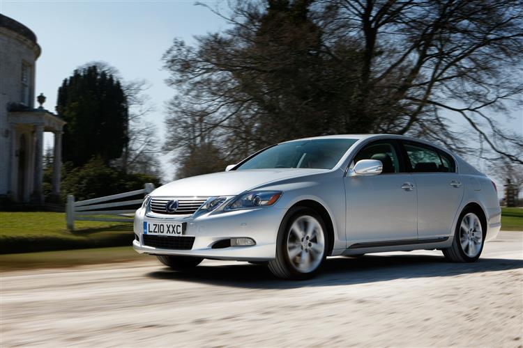 New Lexus GS 450h (2006-2012) review
