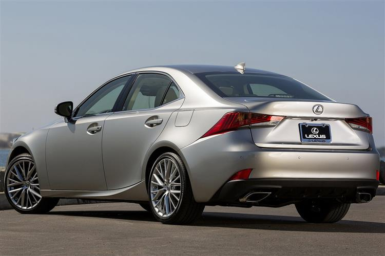 New Lexus IS 300h Executive Edition review