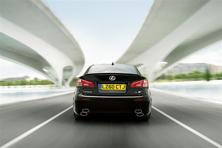 New Lexus IS F (2008 - 2013) review