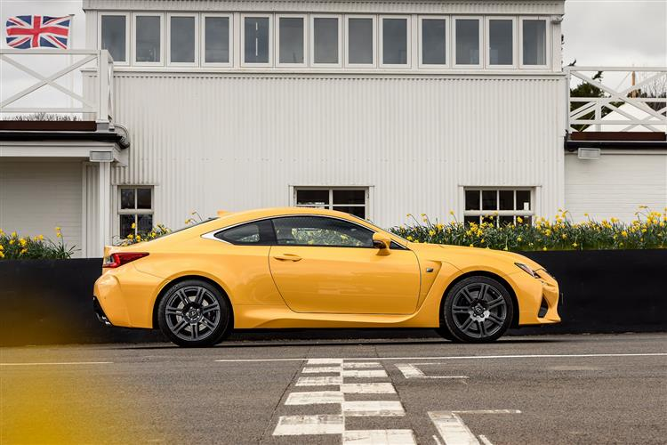 RC F COUPE SPECIAL EDITION Image