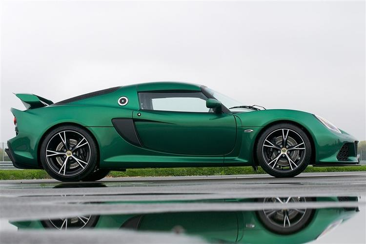 EXIGE COUPE SPECIAL EDITION Image