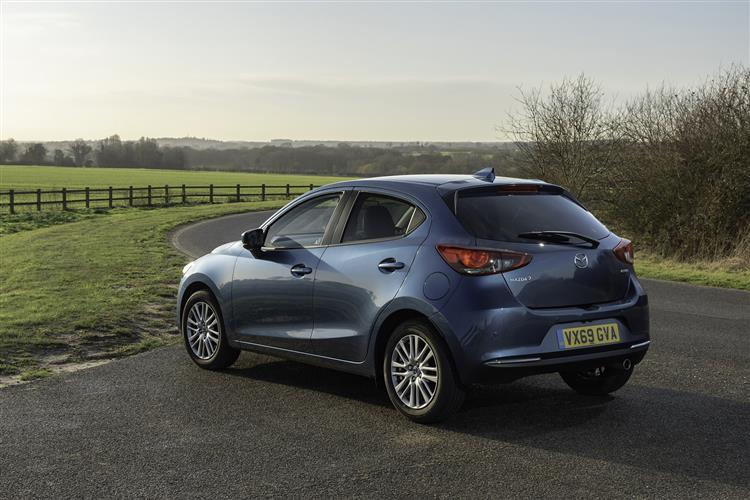 Mazda 2 1.5 Skyactiv-G Sport Nav 5dr image 1