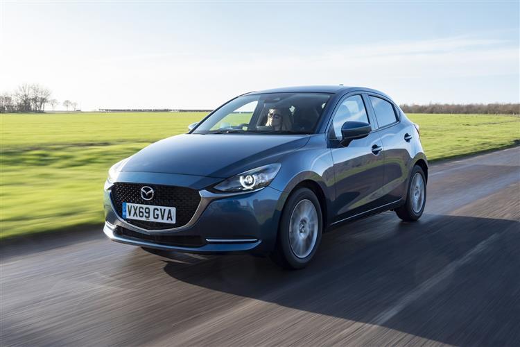 Mazda 2 1.5 Skyactiv-G Sport Nav 5dr image 2