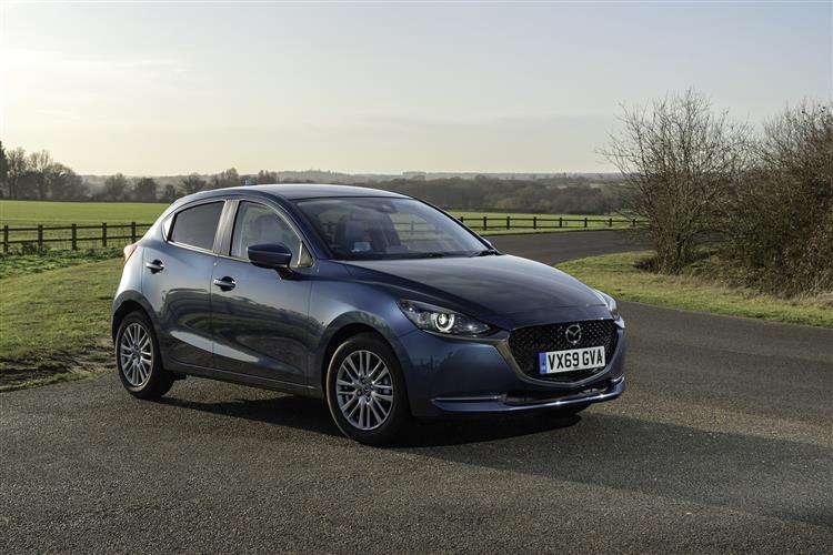 Mazda 2 1.5 Skyactiv-G Sport Nav 5dr image 6