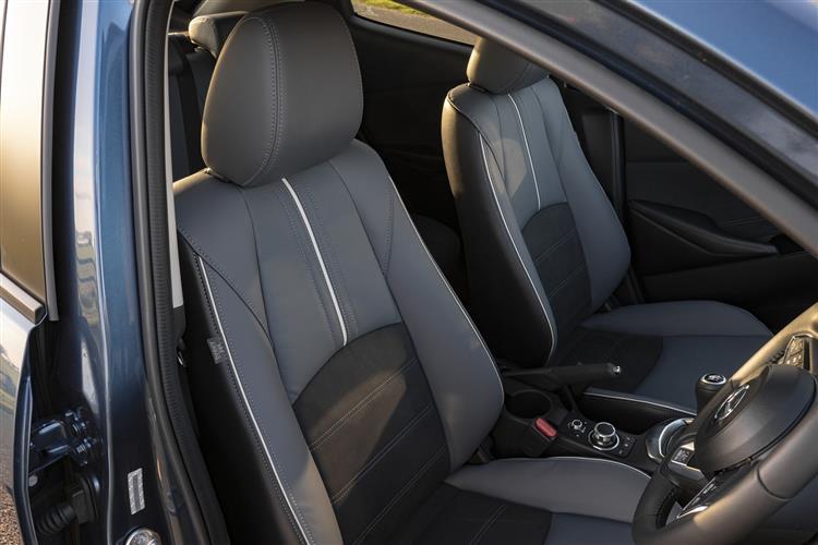 Mazda 2 1.5 Skyactiv-G Sport Nav 5dr image 7