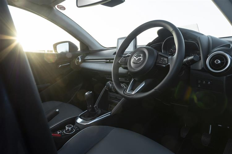 Mazda 2 1.5 Skyactiv-G Sport Nav 5dr image 9