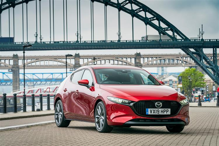Mazda 3 Hatchback 2.0 122ps GT Sport Tech Auto image 17