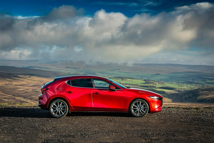 Mazda 3 Hatchback 2.0 122ps GT Sport Tech Auto image 1