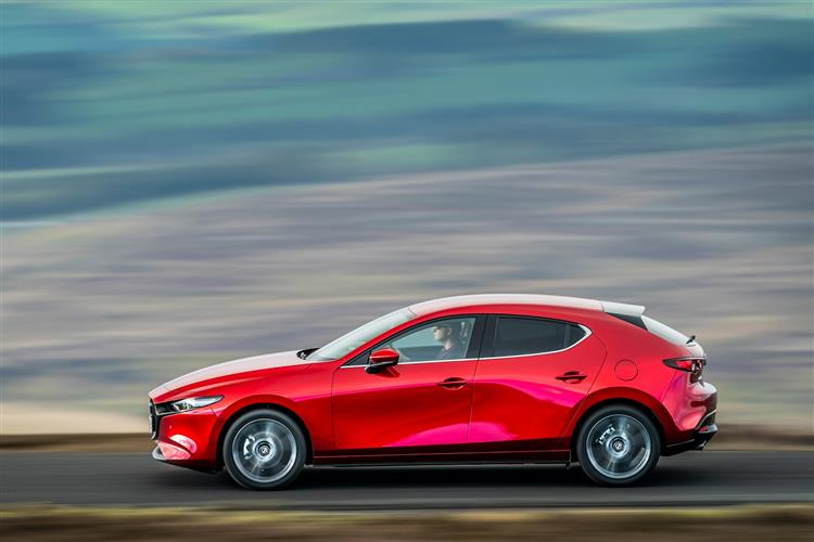 Mazda 3 Hatchback 2.0 122ps GT Sport Tech Auto image 3 thumbnail