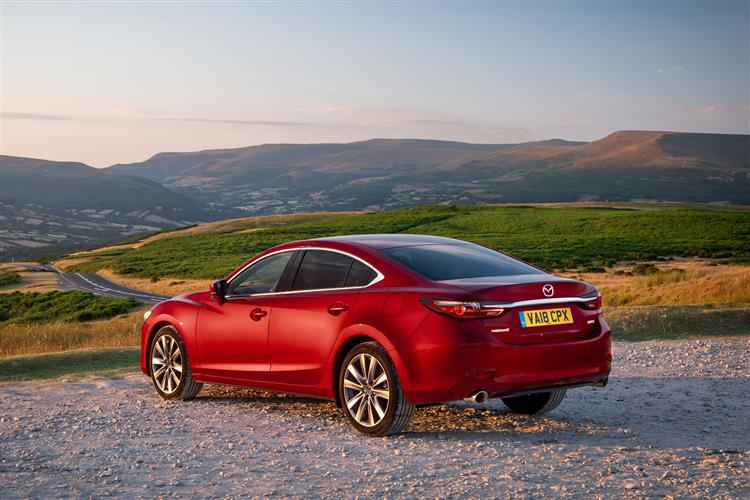 Mazda 6 Saloon GT Sport Nav+ 2.5 194ps Automatic image 1