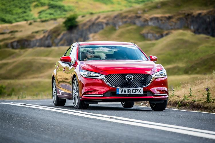 Mazda 6 Saloon GT Sport Nav+ 2.5 194ps Automatic image 2