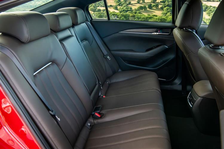Mazda 6 Tourer SE-L Nav+ 2.0 145ps image 8