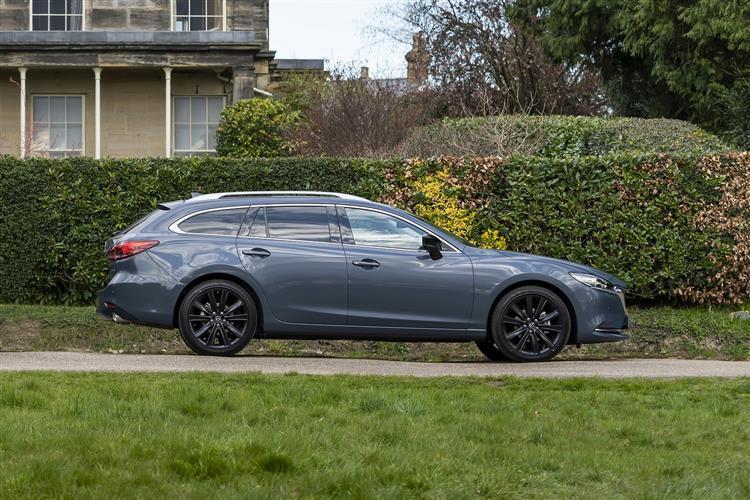 Mazda 6 2.5 Skyactiv-G GT Sport 5dr Auto Petrol Estate