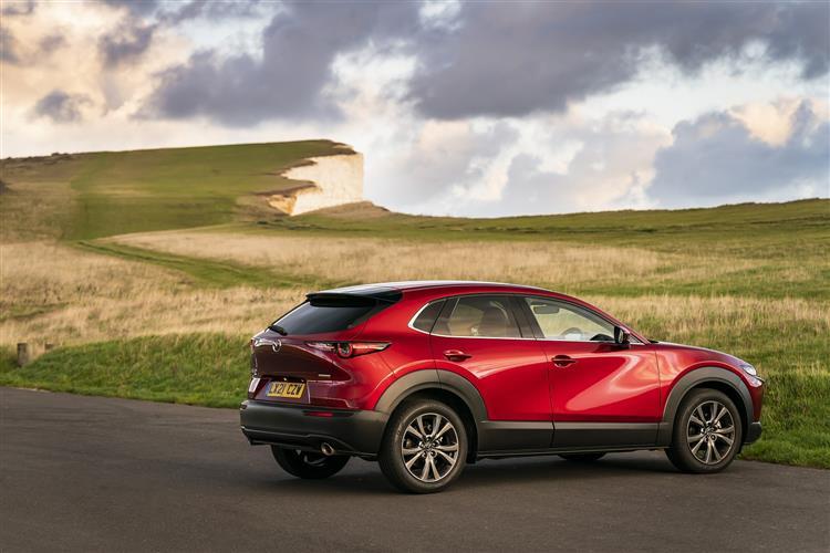 Mazda CX-30 Skyactiv-X 180ps 2WD SE-L Auto image 2