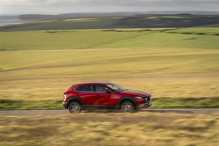 Mazda CX-30 Skyactiv-X 180ps 2WD SE-L Auto image 5