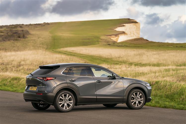 Mazda CX-30 Skyactiv-X 180ps 2WD SE-L Auto image 8