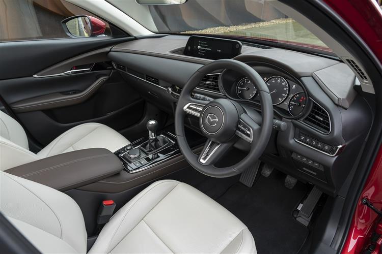 Mazda CX-30 Skyactiv-G 122ps 2WD Sport Lux image 10