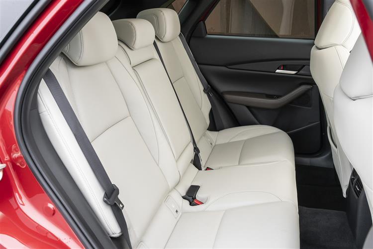 Mazda CX-30 Skyactiv-G 122ps 2WD Sport Lux image 11