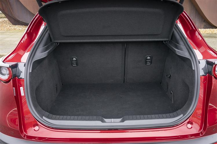 Mazda CX-30 Skyactiv-G 122ps 2WD Sport Lux image 12