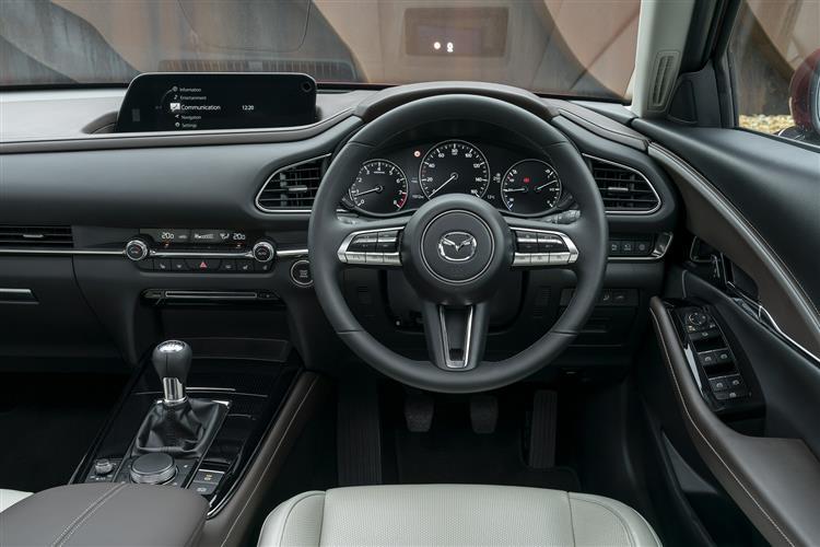 Mazda CX-30 Skyactiv-G 122ps 2WD SE-L Lux image 13