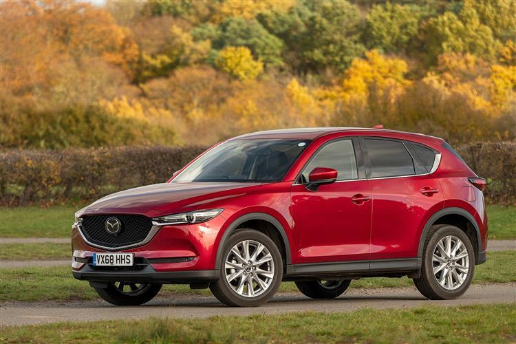 Mazda CX-5 2.0 165ps 2WD SE-L Nav+ image 1