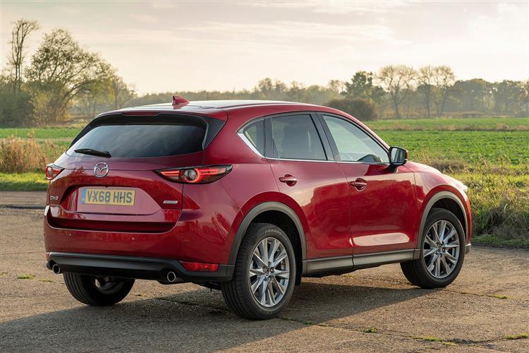 Mazda CX-5 2.0 165ps 2WD SE-L Nav+ image 2