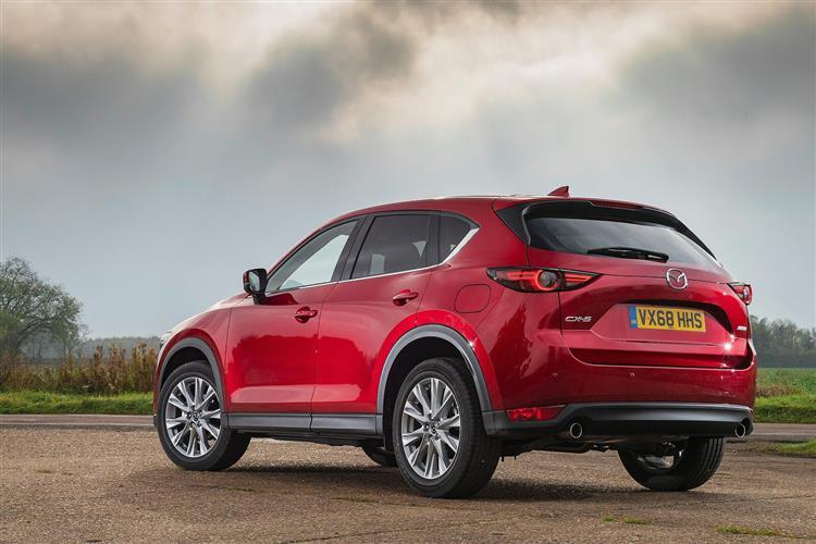 Mazda CX-5 2.0 165ps 2WD SE-L Nav+ image 3