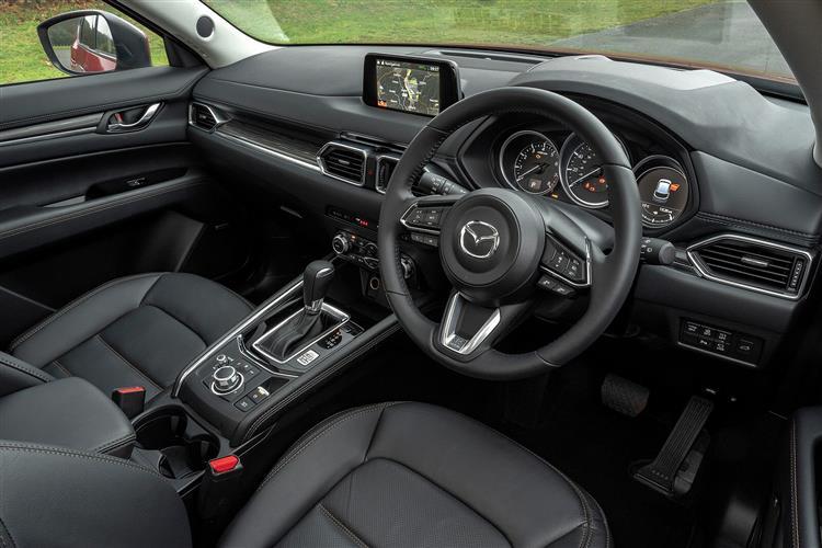 Mazda CX-5 2.0 165ps 2WD SE-L Nav+ image 8