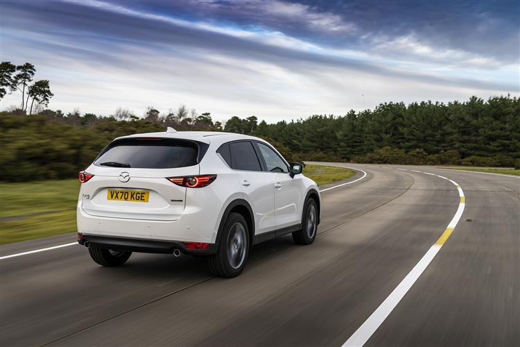 Mazda CX-5 2.0 Sport 5dr image 5