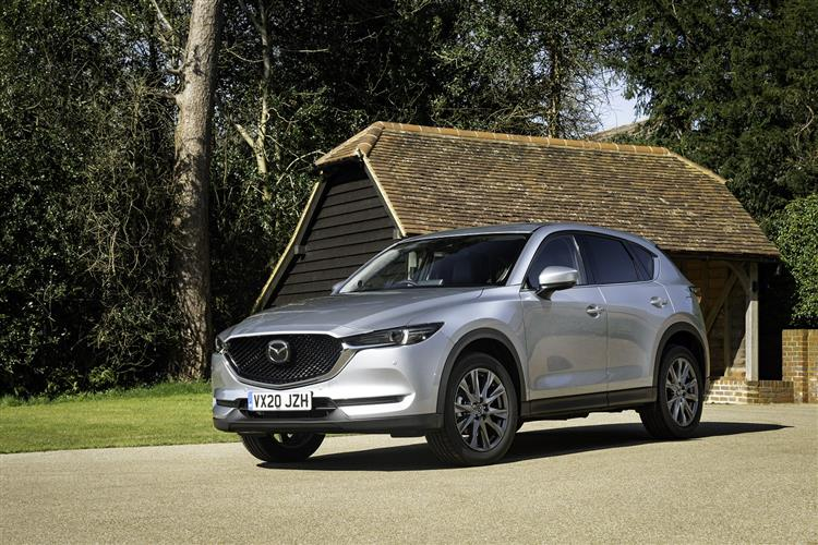Mazda CX-5 2.2d Sport Nav+ 5dr Auto [Safety Pack] image 2
