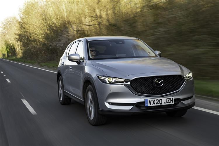 Mazda CX-5 2.2d Sport Nav+ 5dr Auto [Safety Pack] image 4