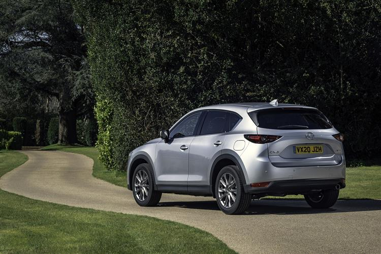 Mazda CX-5 2.2d Sport Nav+ 5dr Auto [Safety Pack] image 5
