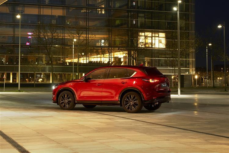 Mazda CX-5 2.0 Sport 5dr image 1