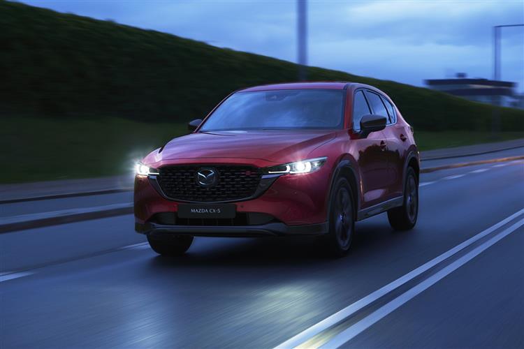 Mazda CX-5 2.0 Sport 5dr image 3