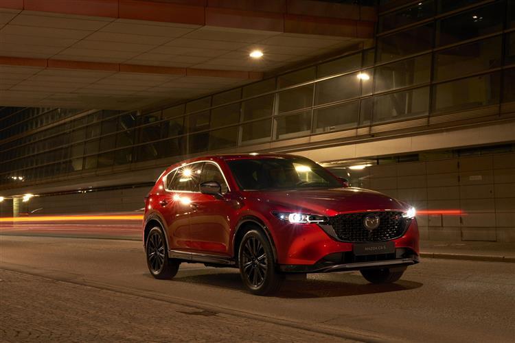 Mazda CX-5 2.0 Sport 5dr image 4