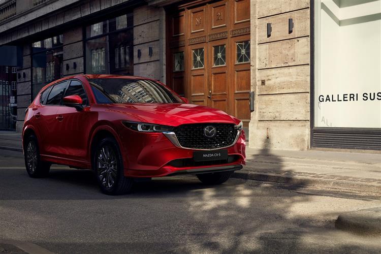 Mazda CX-5 2.2d SE-L 5dr Diesel Estate