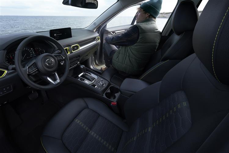Mazda CX-5 2.2d [184] GT Sport 5dr AWD Diesel Estate