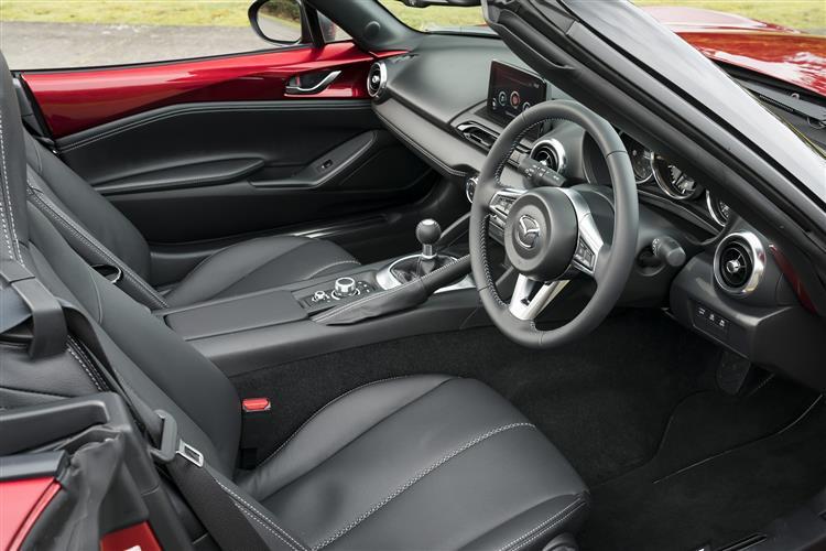 Mazda MX-5 RF 2.0 [184] Sport Tech 2dr image 7
