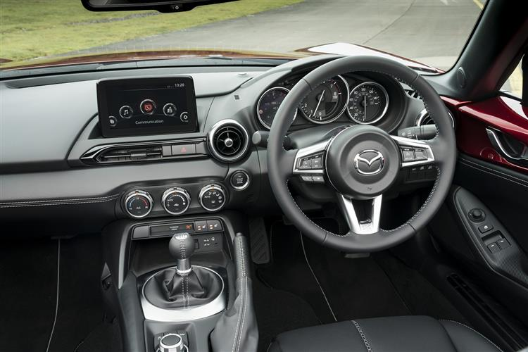 Mazda MX-5 RF 2.0 [184] Sport Tech 2dr image 9