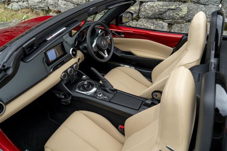 Mazda MX-5 1.5 [132] SE-L 2dr image 7