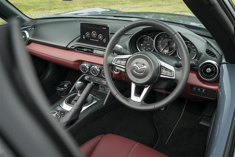 Mazda MX-5 2.0 [184] Sport Tech 2dr image 7