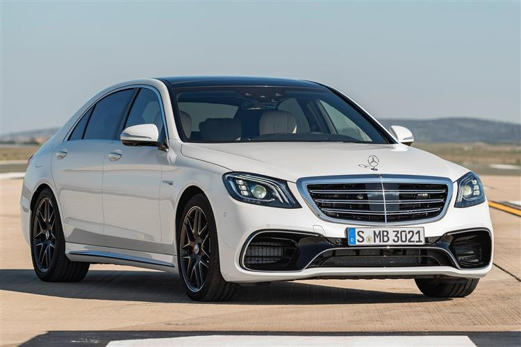 Mercedes-Benz S CLASS AMG SALOON S63L Executive 4dr MCT