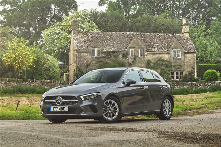 Mercedes-Benz A CLASS DIESEL HATCHBACK A220d AMG Line Executive 5dr Auto