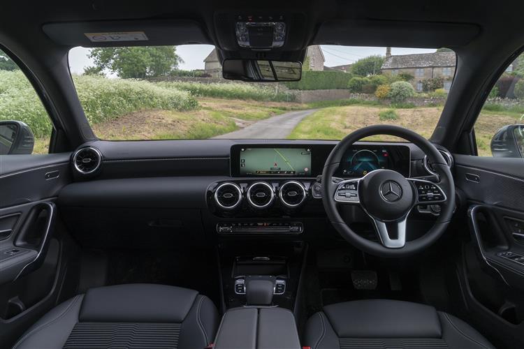 Mercedes Benz A CLASS A200 AMG Line 5dr Auto