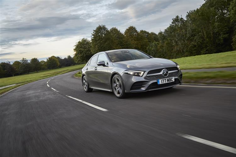 Mercedes Benz A CLASS A250e AMG Line Executive 5dr Auto