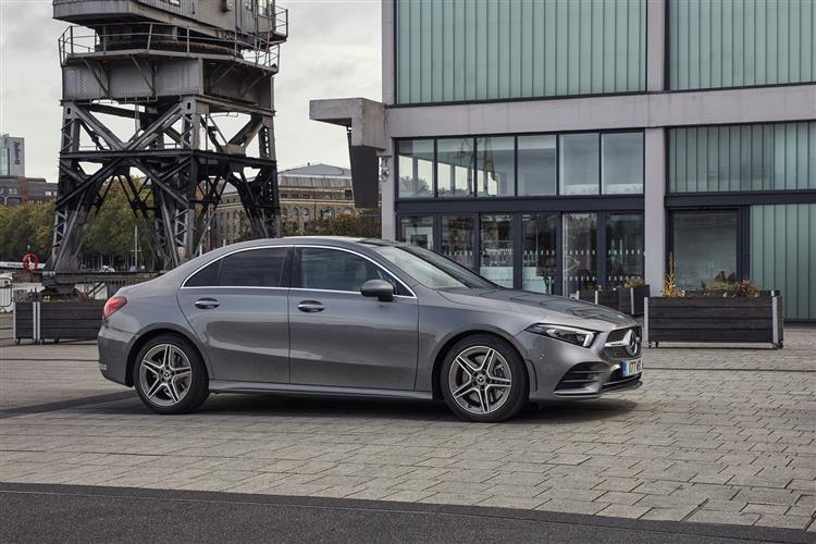 Mercedes-Benz A Class Saloon A250e AMG Line Executive 4dr Auto